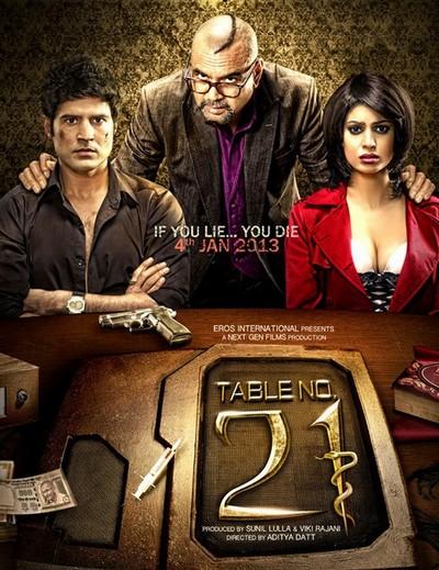 Индийский фильм: Столик №21